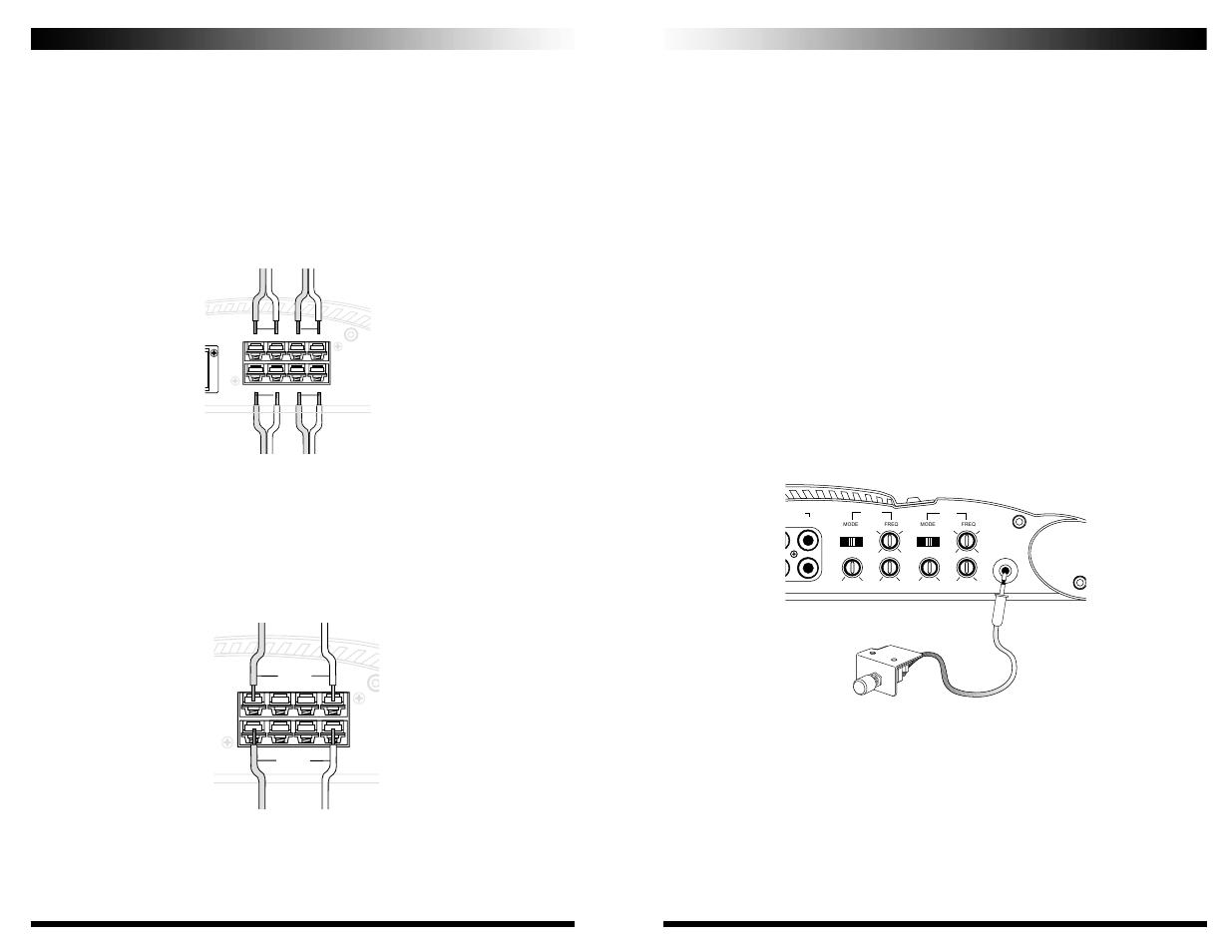 Coustic Amp Wiring Diagram Library Elkhart Sidewinder Joystick 320qe User Manual Page 6 11