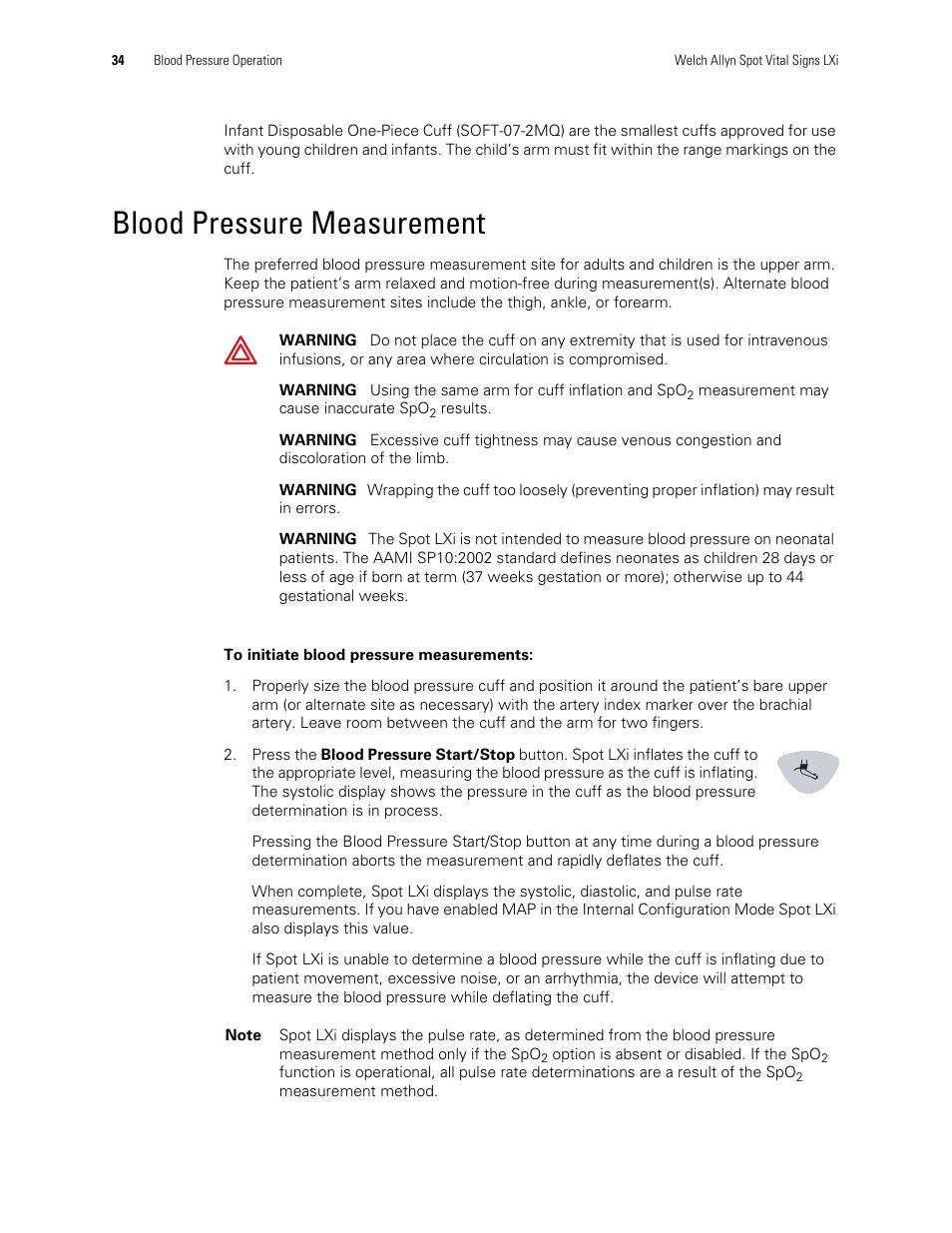 blood pressure measurement welch allyn spot vital signs lxi user rh manualsdir com alto 800 lxi user manual maruti alto lxi user manual pdf