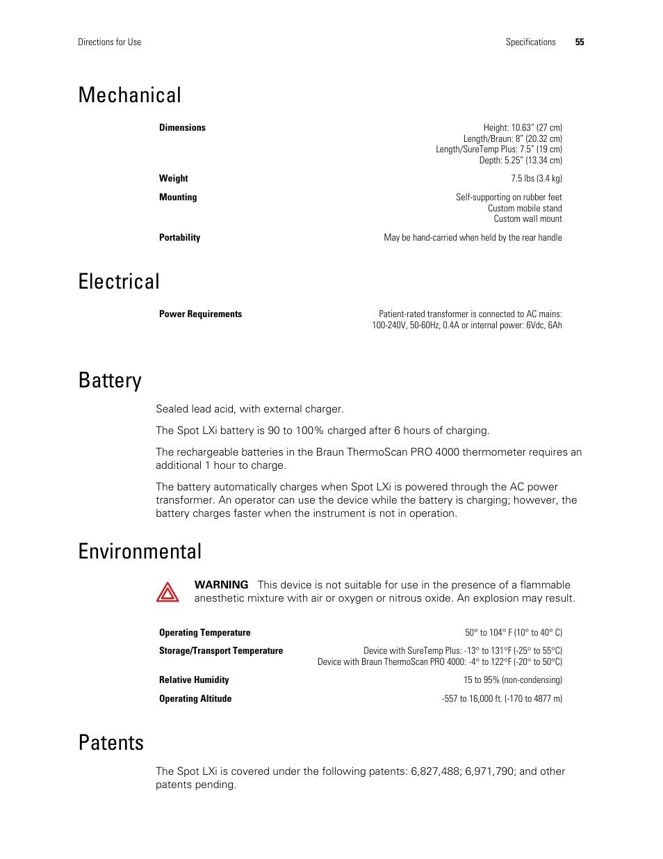 Welch allyn vital signs manual