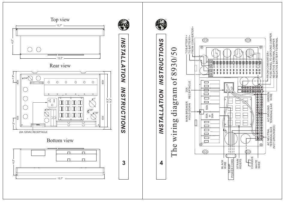 Mancooler Mc420s Wiring Diagram For A Fan    Wiring Diagram