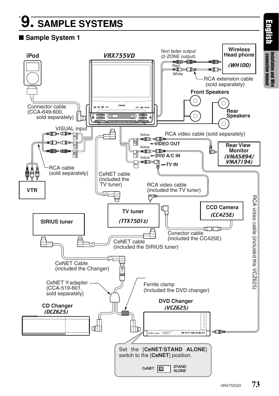 clarion rx755vd page71 clarion vrx755vd car dvd player wiring diagram wiring diagram clarion vrx745vd wiring diagram at virtualis.co