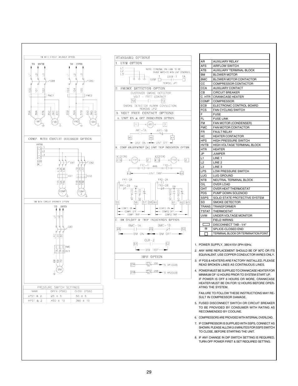 Typical Schematic Wiring Diagram