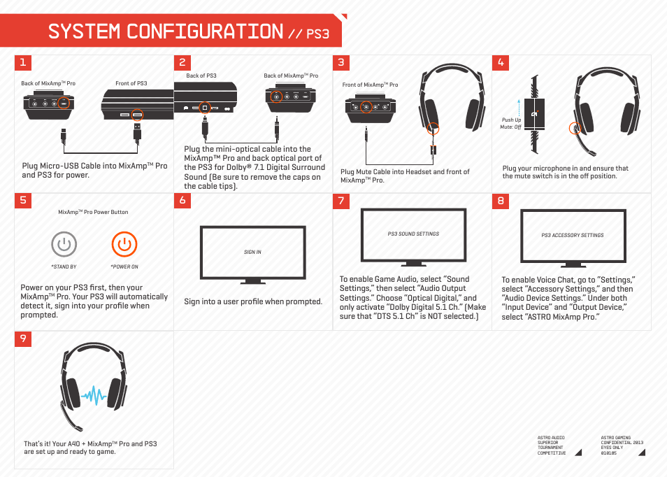 system configuration astro gaming a40 mixamp pro user manual page 5 14. Black Bedroom Furniture Sets. Home Design Ideas