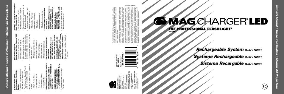 Mini Maglite Led Parts Diagram Manual Guide