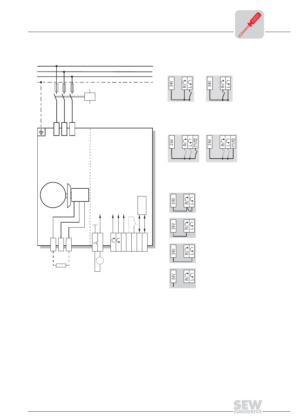 metalfab sew eurodrive movimot mmc page25 sew movimot wiring diagram sew eurodrive wiring diagram \u2022 edmiracle co kubota g1800 wiring diagram at readyjetset.co