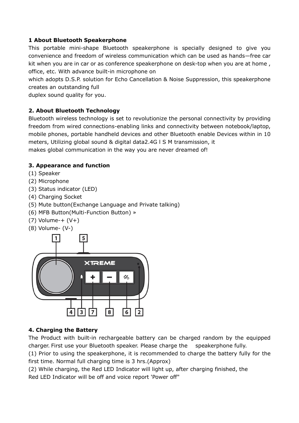 Xtreme Bluetooth 51901 Driver
