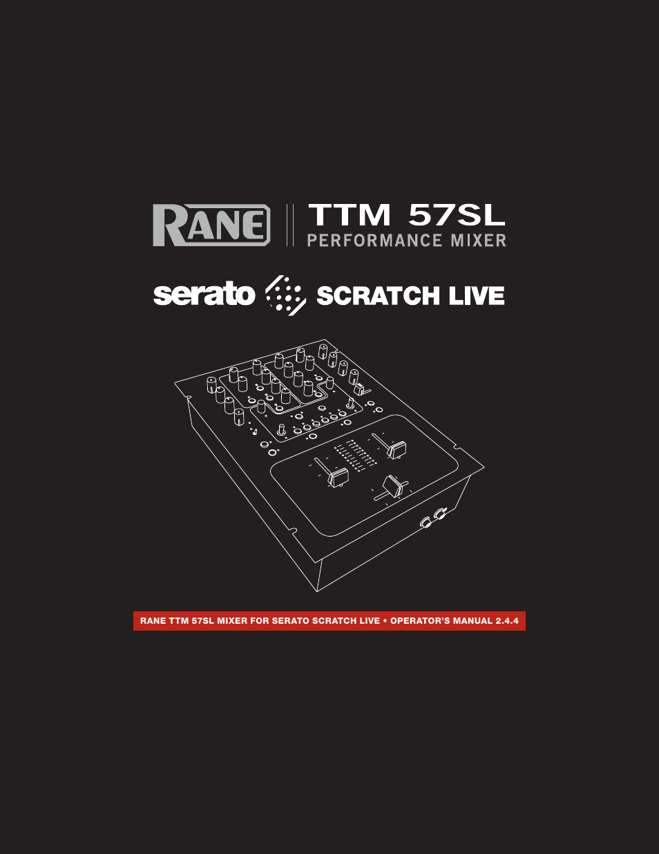 rane ttm 57sl manual for serato scratch live 2 44 user manual 60 pages rh manualsdir com serato scratch live sl1 manual serato scratch live 2.5 manual