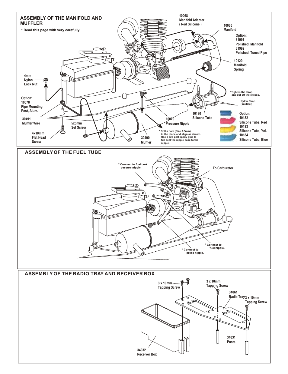 OFNA Racing Ultra LX Pro (GT LX) User Manual | Page 24 / 32 on