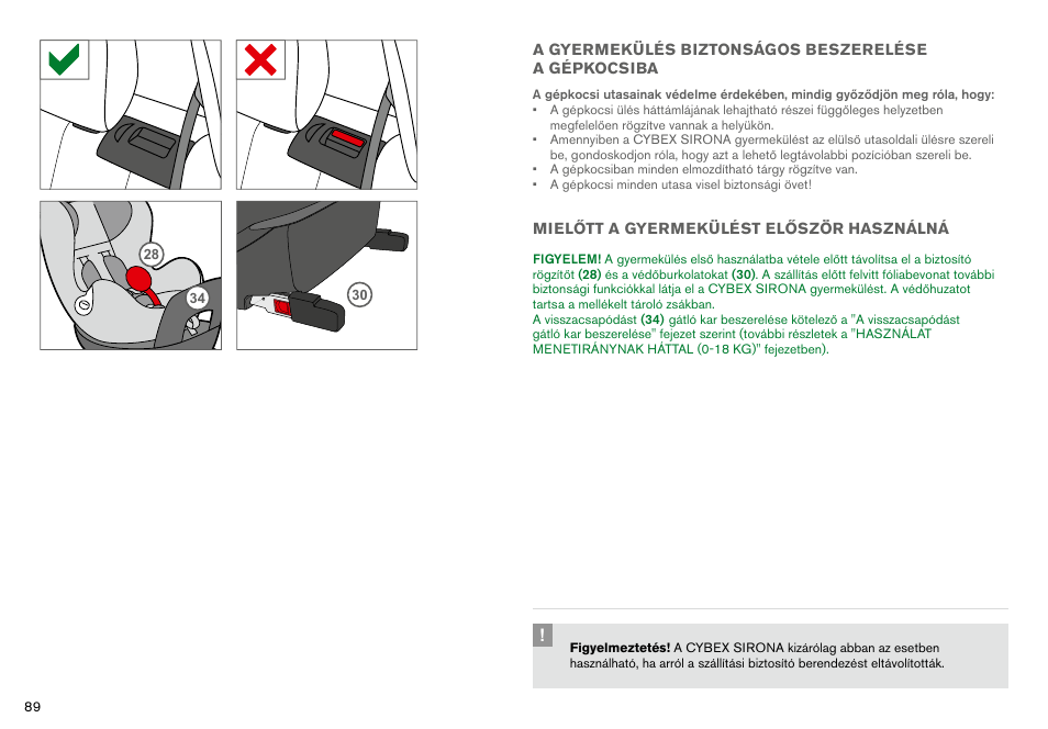 How to install your cybex sirona car seat | mamas & papas youtube.