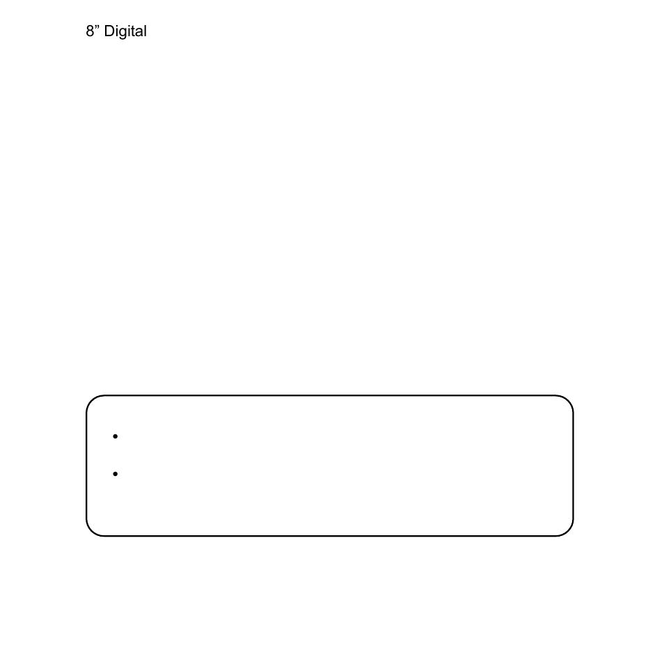 Turning on the digital picture frame | GiiNii GN-801W User Manual ...