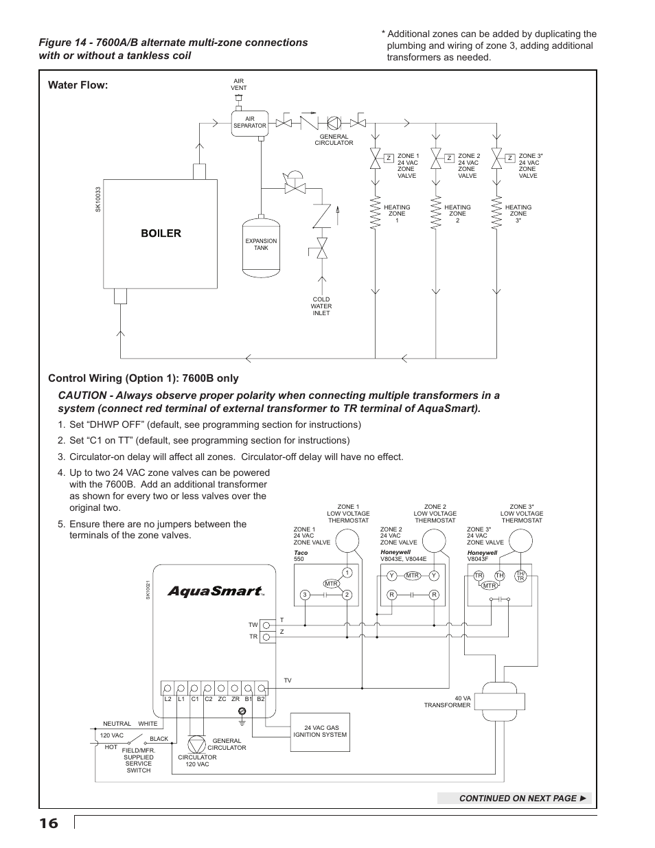 beckett 7600 aquasmart boiler control user manual page 16 36 rh manualsdir  com