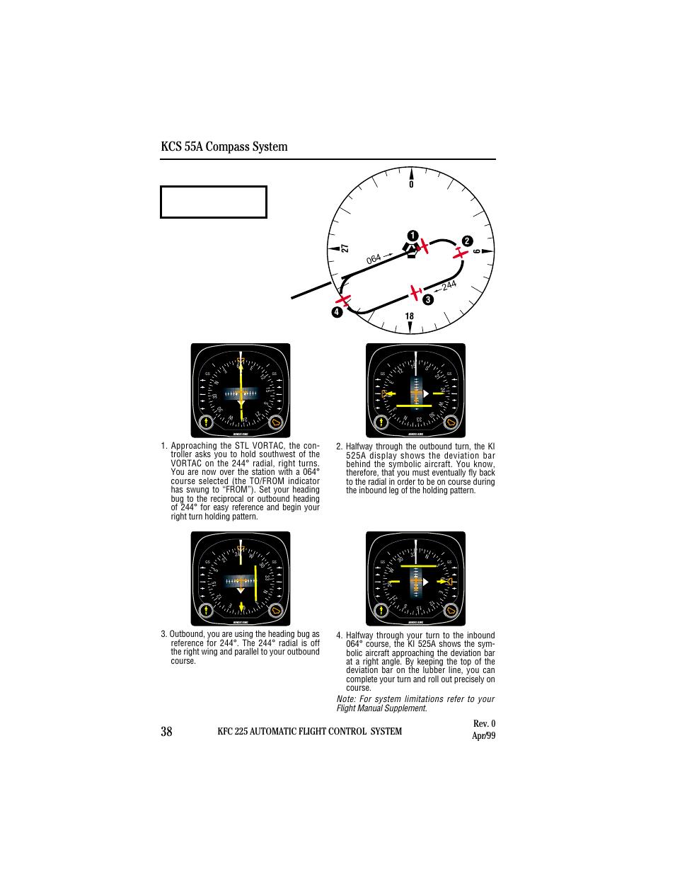 kcs 55a compass system 38 holding pattern bendixking ki 525a rh manualsdir com Bendix King Radio Schematic Bendix King KX 125
