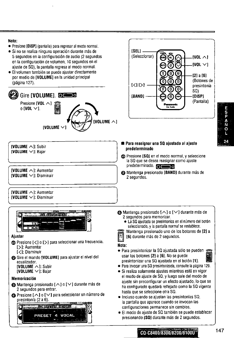 Panasonic Cq C8100u Wiring Diagram Manual E Books Rx100u Wire Schematic Librarypanasonic