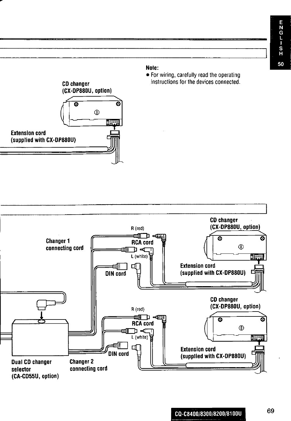 Car Stereo Panasonic Cq C8100u Wiring Diagram Schematic Diagrams Orion Library Of System