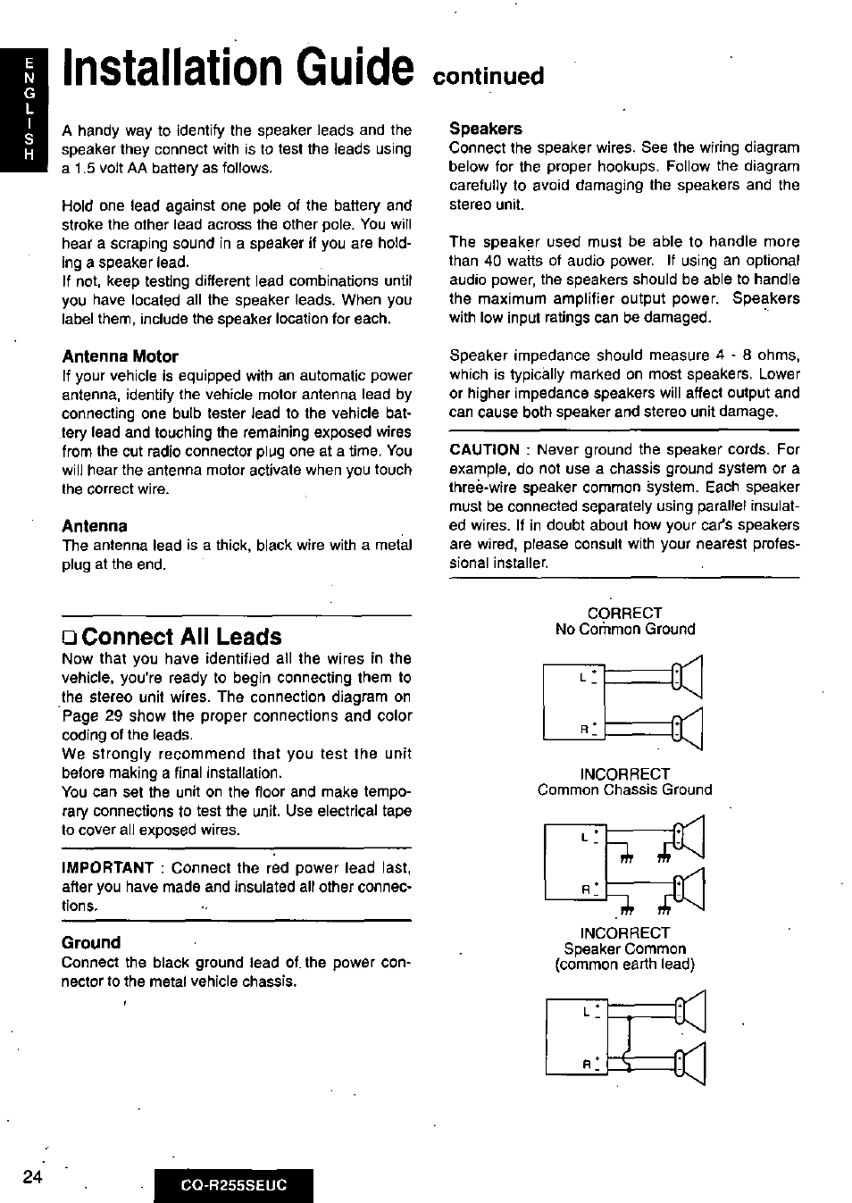 Enchanting Common Ground Wiring Diagrams Mold - Everything You Need ...
