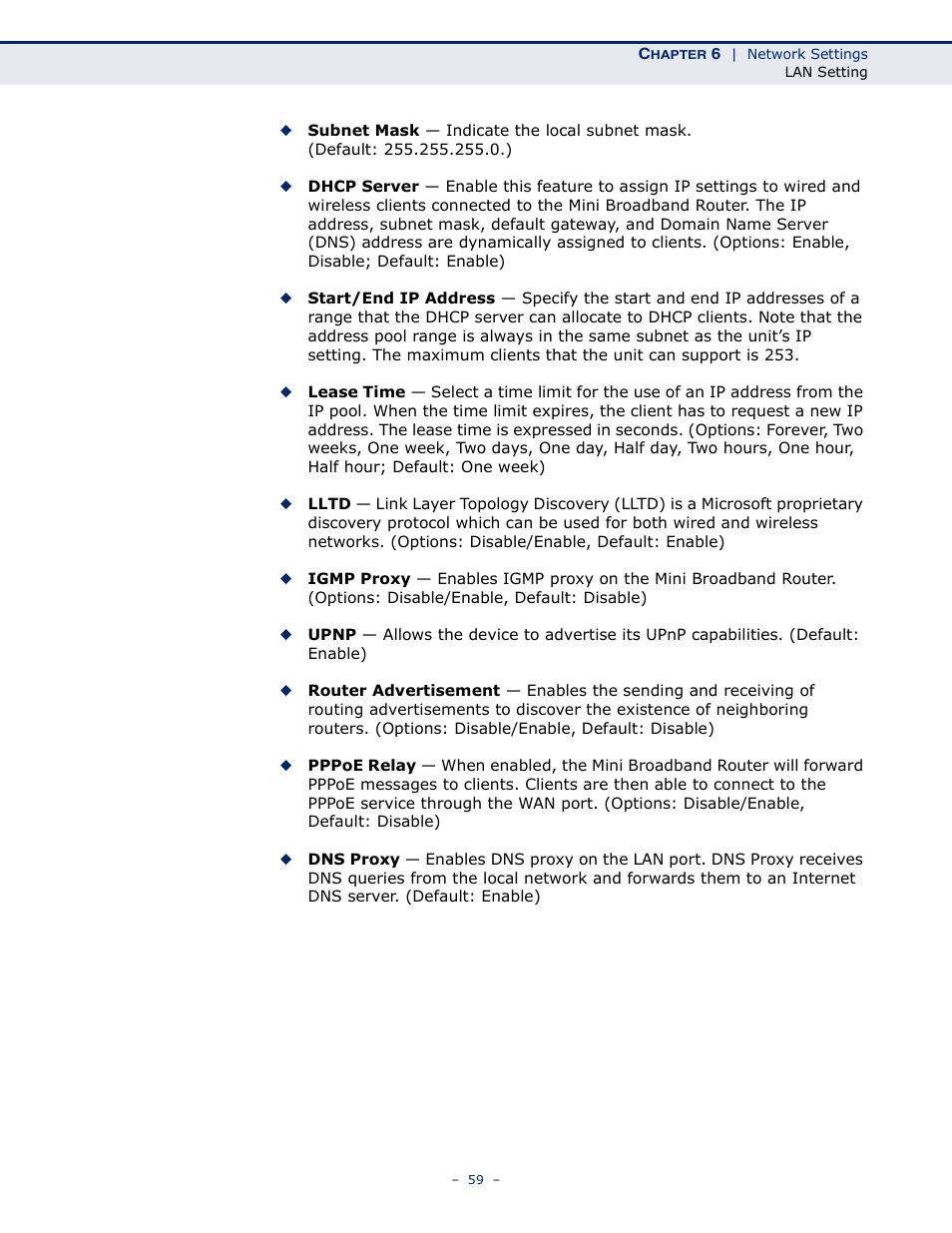 ALFA NETWORK AIP-W502 User Manual | Page 54 / 115