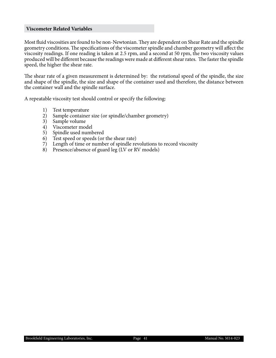 brookfield dv1 viscometer user manual page 41 63 original mode rh manualsdir com Cartoon Manual Service Manuals