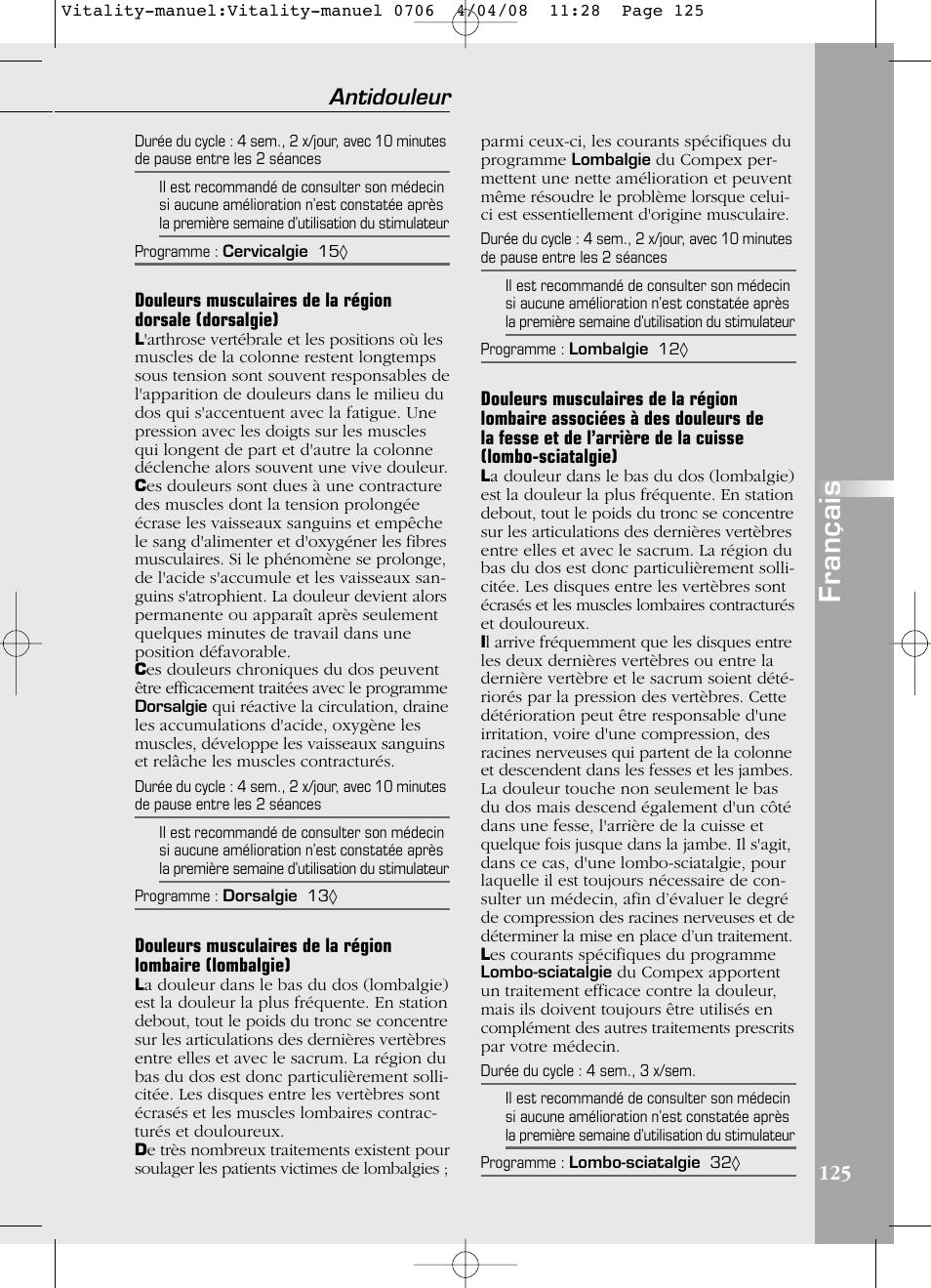 manuel cycle 4 français