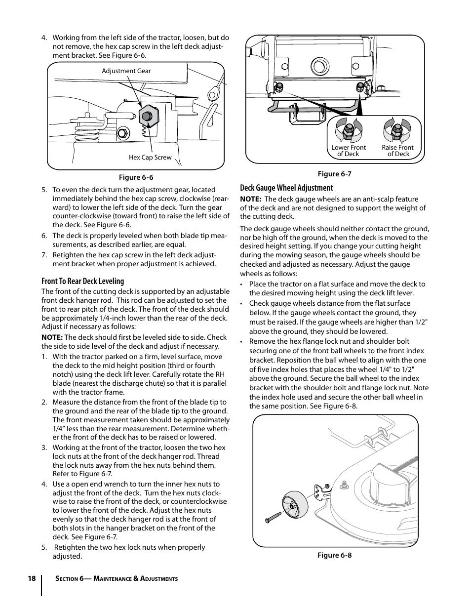 cub cadet i1042 user manual page 18 56 original mode rh manualsdir com cub cadet i1042 repair manual cub cadet 1042 manual