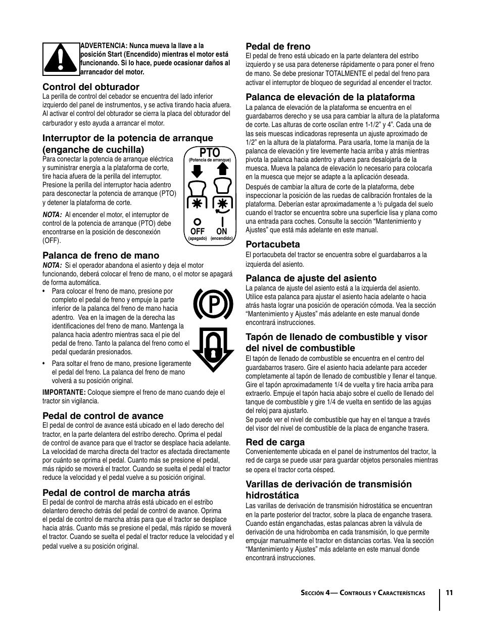 Cub Cadet I1042 User Manual | Page 39 / 56