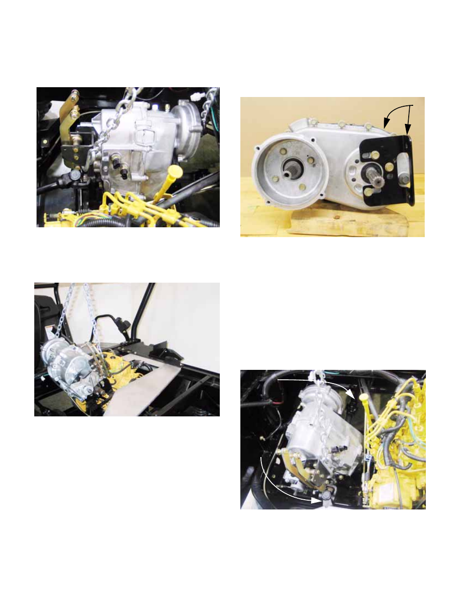 Chapter 2 Drive System Cvt And Transfer Case Cub Cadet 4 X Wiring Harness Volunteer User Manual Page 38 328