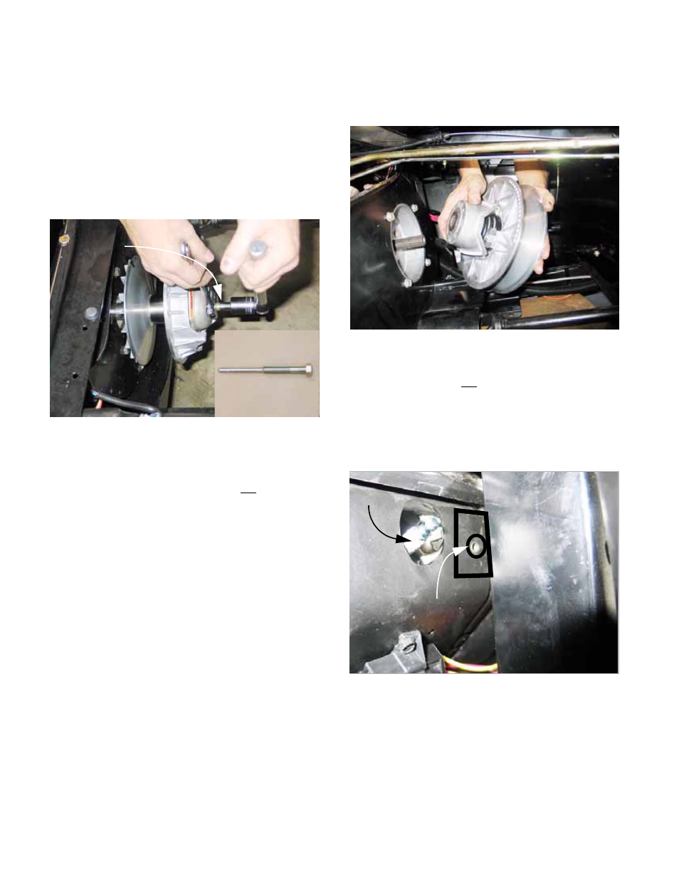 Kohler Enclosed Cvt Addendum Cub Cadet 4 X Volunteer User Manual 316 Engine Schematics Page 72 328
