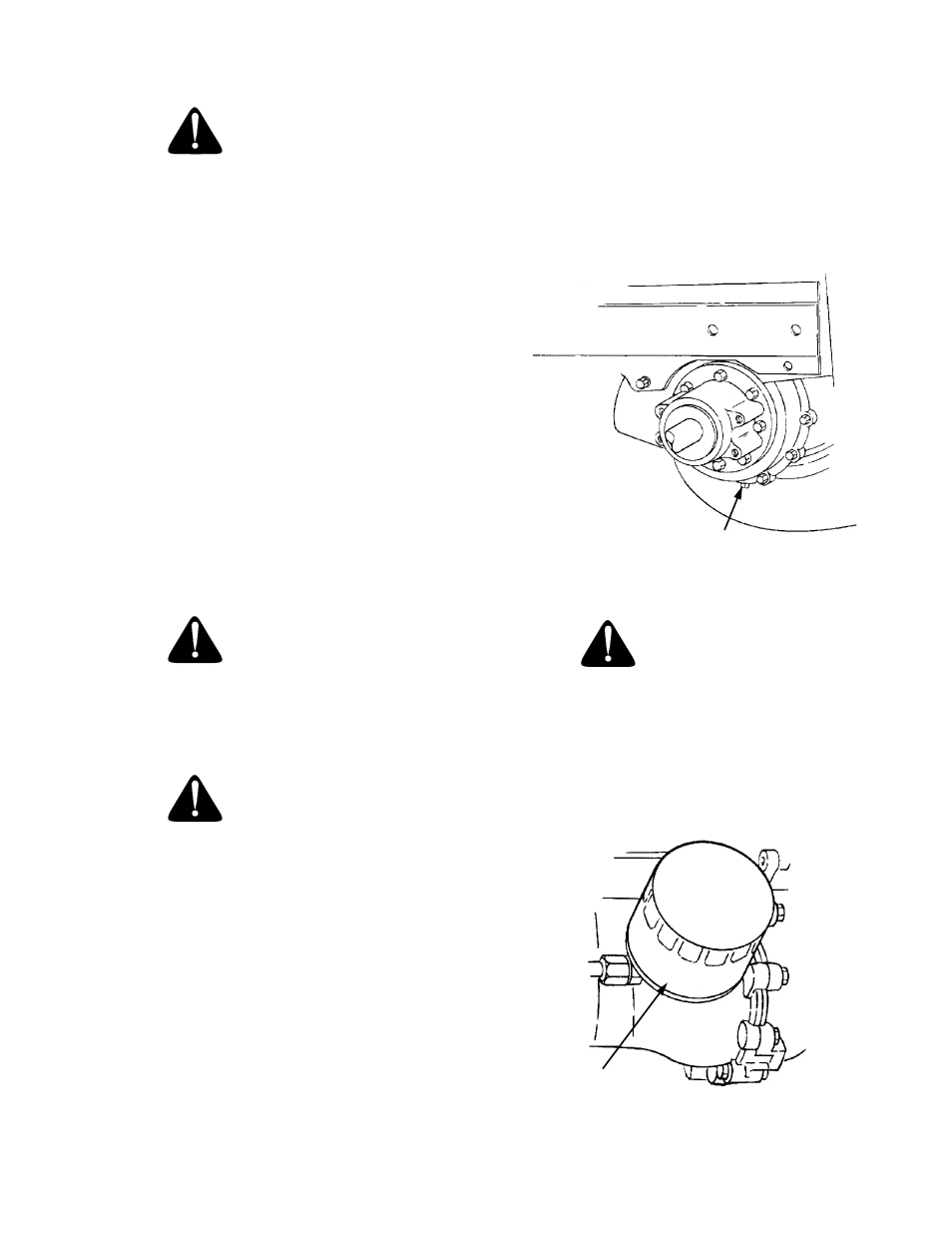 Caution | Cub Cadet LT-2180 User Manual | Page 27 / 60