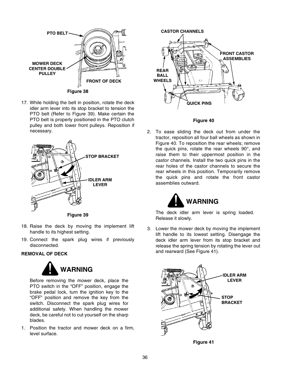 Cub Cadet Gt2554 Schematic Trusted Wiring Diagram Gt2550 Warning Gt 2554 User Manual Page 36 60 Original Mode