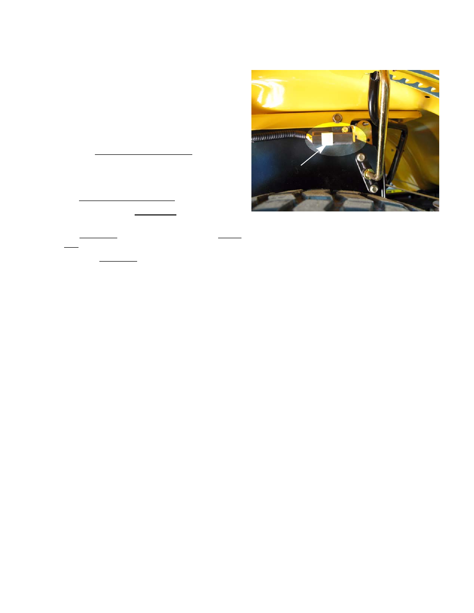 Pto switch (manual pto) | Cub Cadet SLTX1000 Series User Manual | Page 157  / 278
