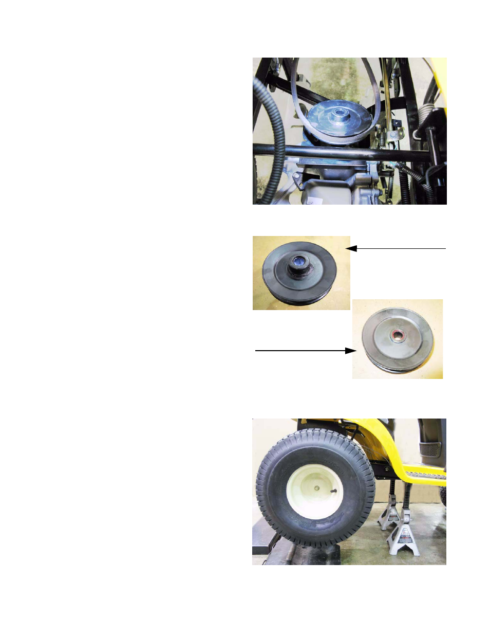 Cub Cadet SLTX1000 Series User Manual | Page 82 / 278 | Also