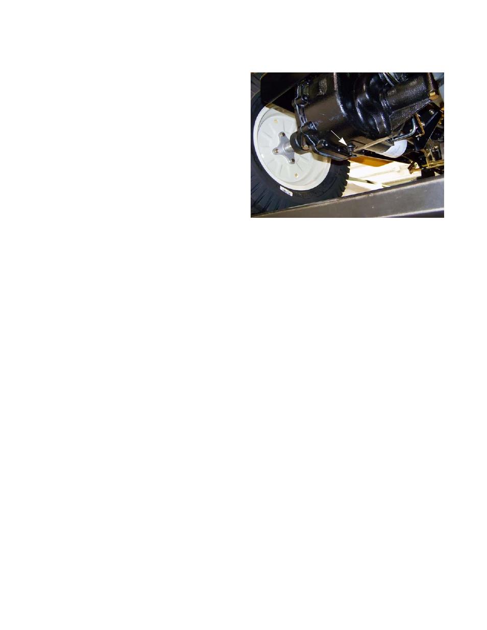Transmission fluid change | Cub Cadet 2000 Series User Manual | Page 46 /  194