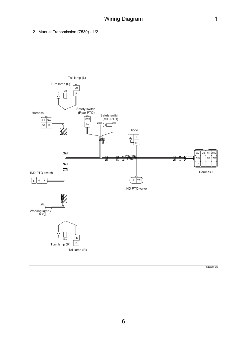 Wiring Diagram 1 6