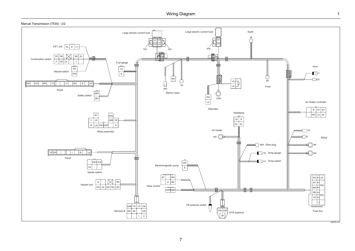 Wiring Diagram 1 7
