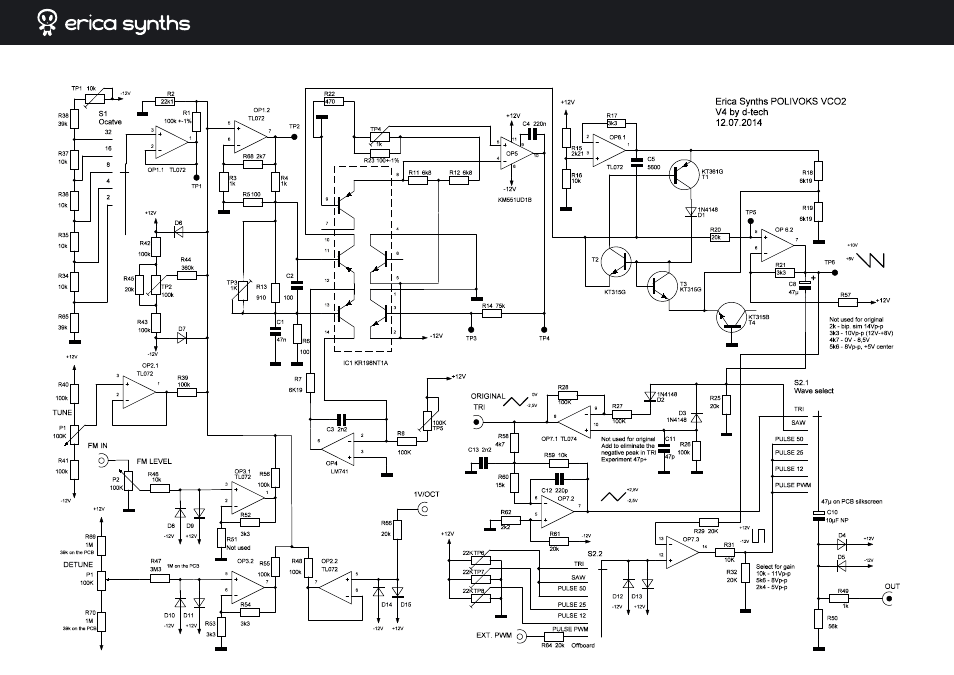 Vco Synth
