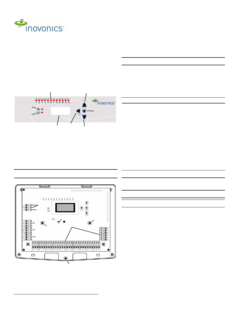 Inovonics EE4232MR User Manual | 4 pages on lighting diagrams, switch diagrams, led circuit diagrams, battery diagrams, friendship bracelet diagrams, motor diagrams, engine diagrams, transformer diagrams, troubleshooting diagrams, pinout diagrams, sincgars radio configurations diagrams, electrical diagrams, gmc fuse box diagrams, smart car diagrams, internet of things diagrams, hvac diagrams, electronic circuit diagrams, honda motorcycle repair diagrams, series and parallel circuits diagrams, snatch block diagrams,