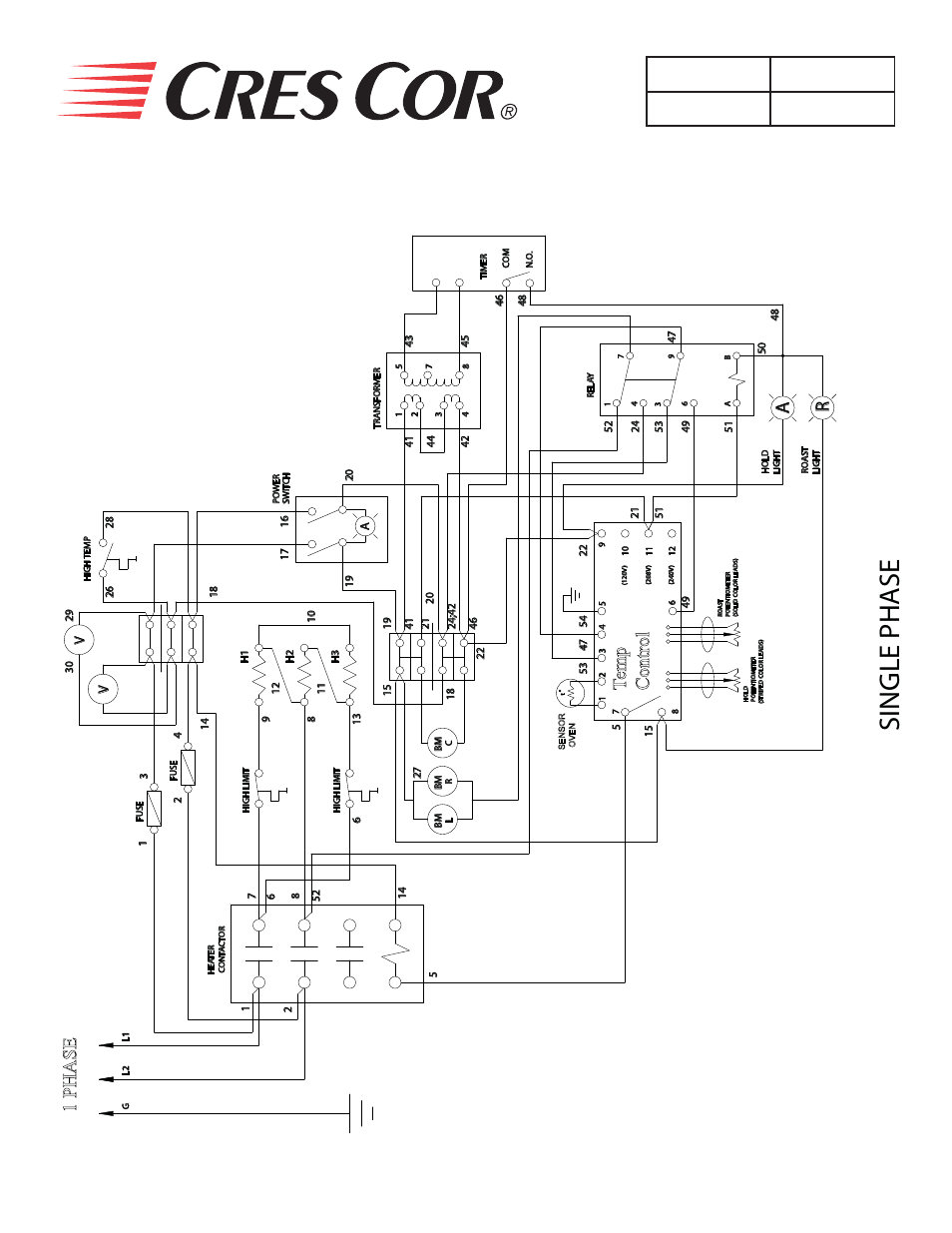 hatco wiring diagrams
