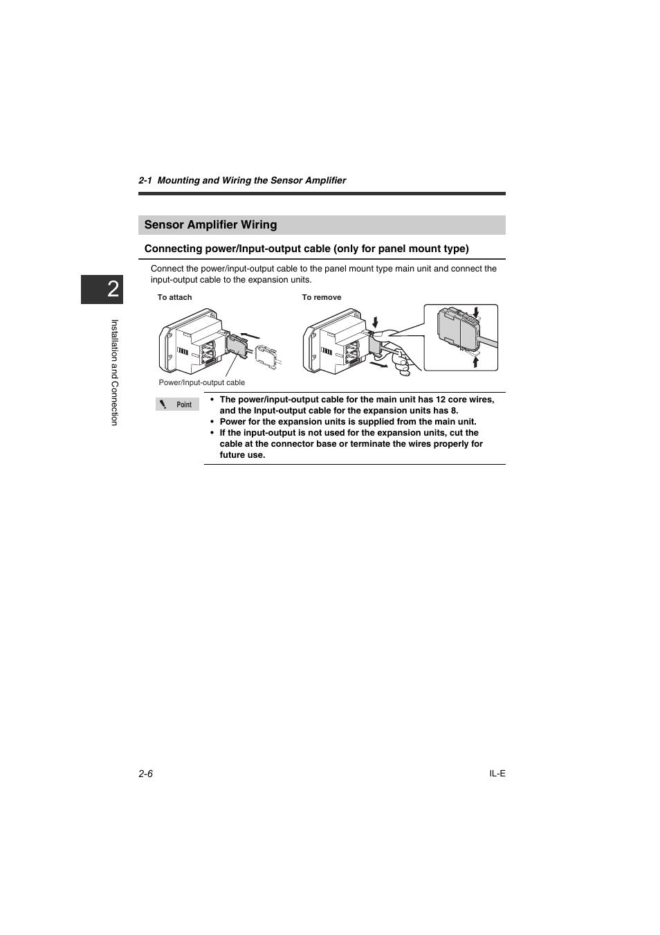 sensor amplifier wiring sensor amplifier wiring 6. Black Bedroom Furniture Sets. Home Design Ideas