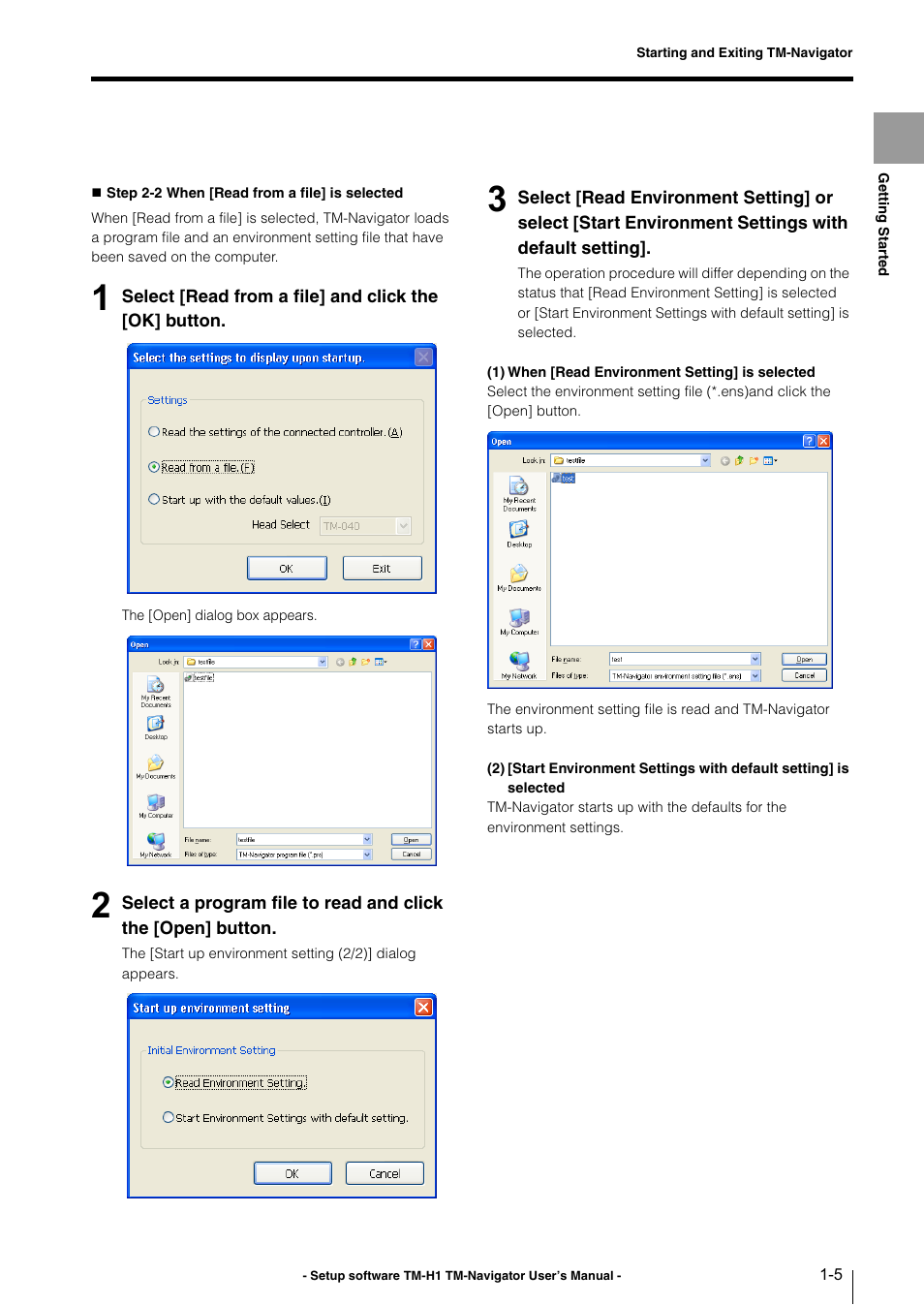 KEYENCE TM-3000 Series User Manual | Page 9 / 84 | Original mode