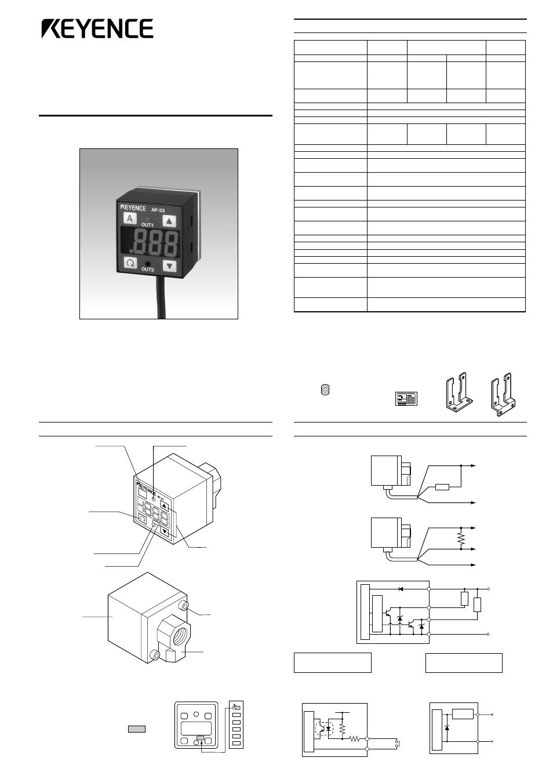 Keyence Ap 31p Pdf Wiring Diagram United