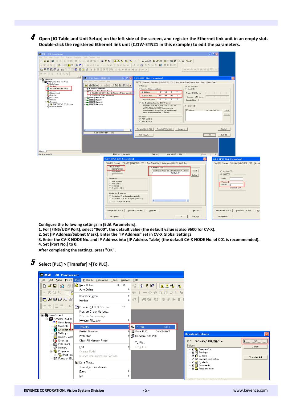 Synon Manual Sweep For Curve Tracer Circuit Diagram Tradeoficcom Array Keyence Cv X Series User Page 5 22 Original Mode Rh Manualsdir Com