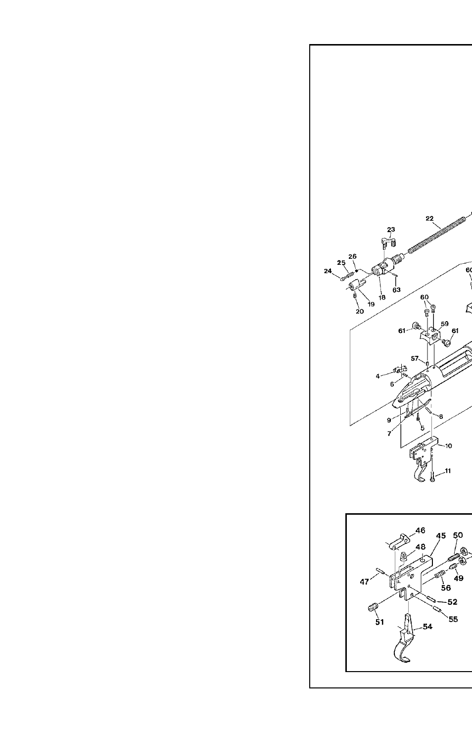 Parts List Exploded View