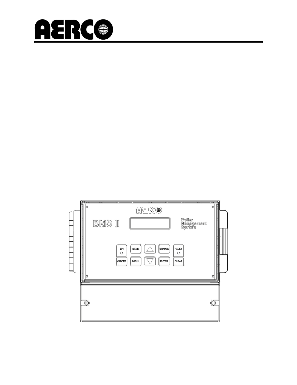 Aerco Boiler Wiring Diagram Free For You Bms System Ii User Manual 108 Pages Rh Manualsdir Com Gas