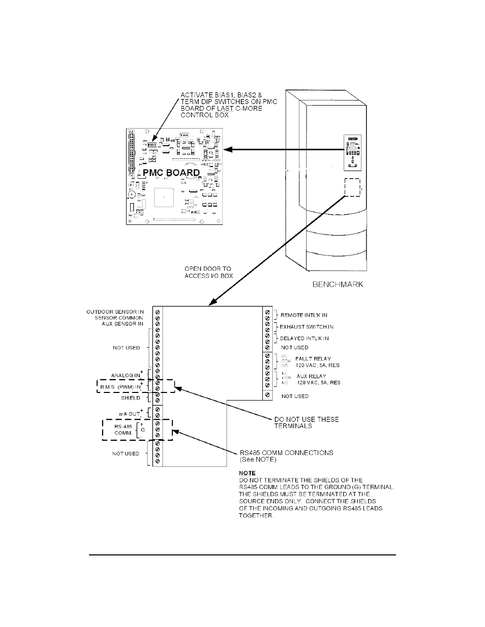 Aerco Boiler Wiring Diagram Free For You Home Installation Bms Ii User Manual Page 23 108 Rh Manualsdir Com Schematic Control