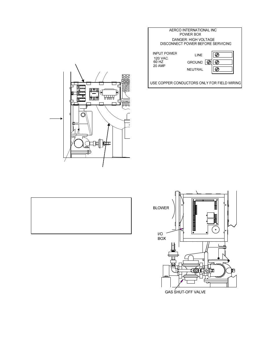 6 mode of operation and field control wiring installation aerco rh manualsdir com aerco boiler installation manual Boiler Control Wiring