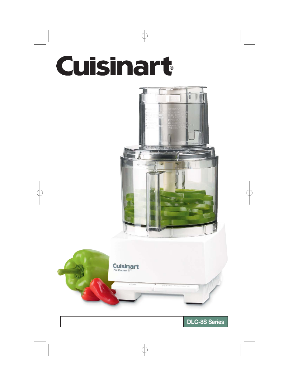 Cuisinart pro custom 11 dlc 8s user manual 49 pages forumfinder Image collections