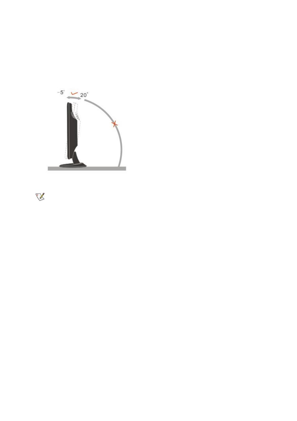 adjusting viewing angle aoc 2436vh user manual page 12 61 rh manualsdir com Operators Manual Owner's Manual