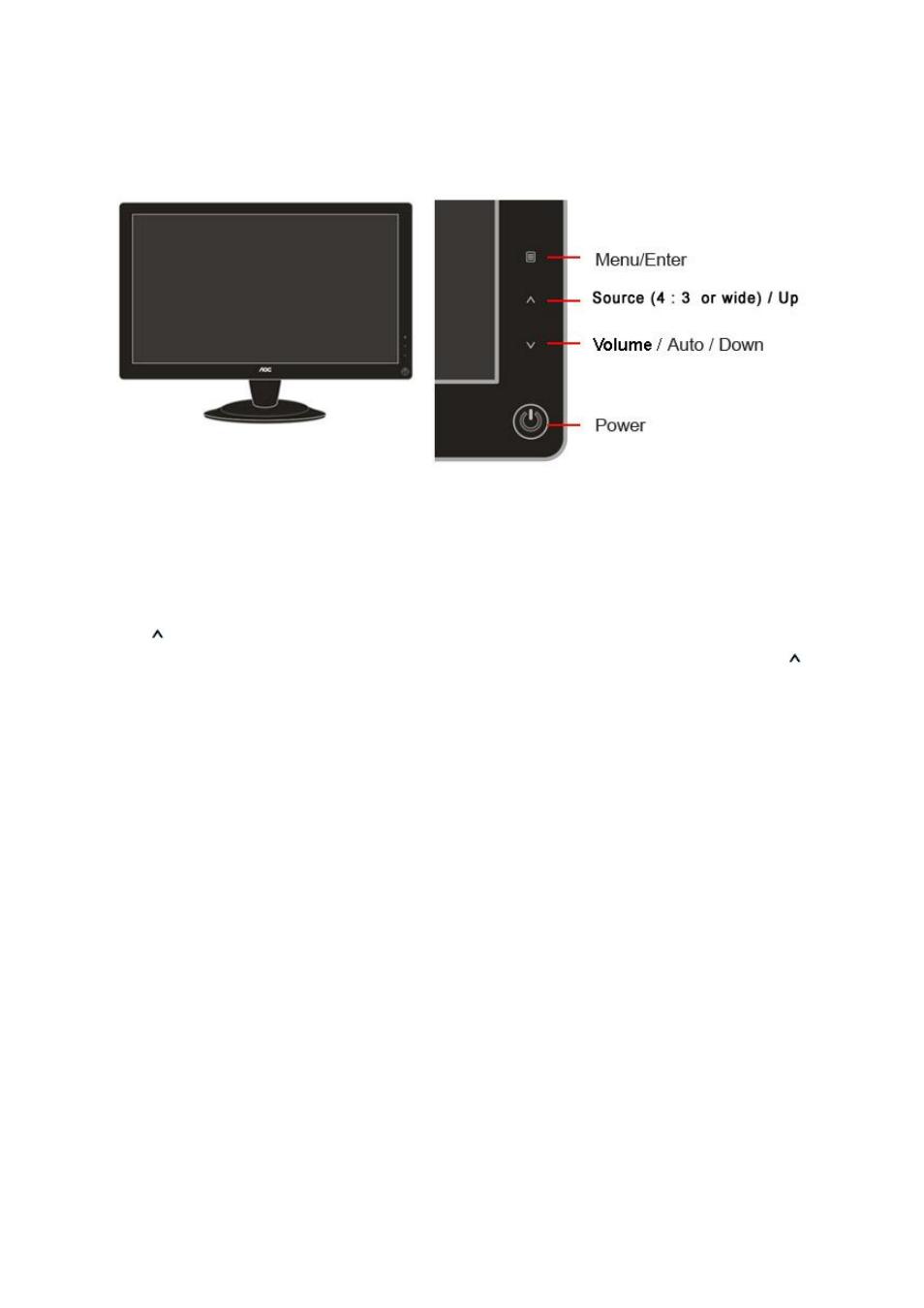 hotkeys aoc 2436vh user manual page 19 61 rh manualsdir com User Manual Template Owner's Manual