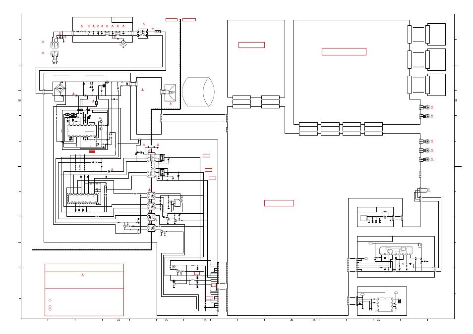 Schematic Diagrams Lv 7105ue Caution Av Board Canon Lv 7105e