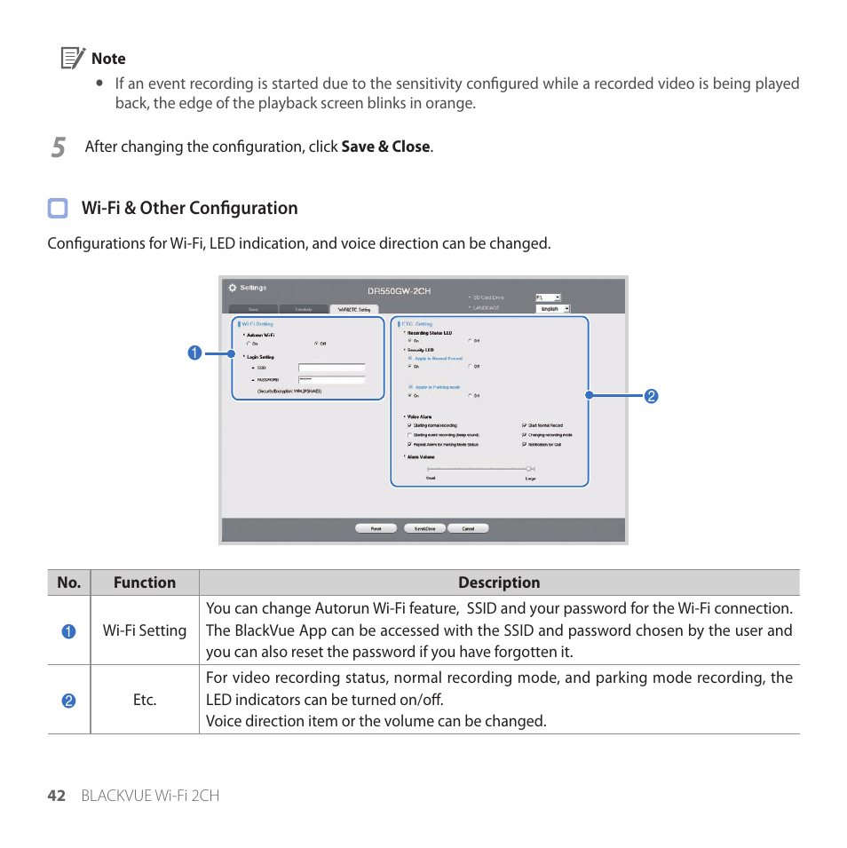 Pdf download | blackvue dr550gw-2ch v. 3. 02 user manual (51 pages).
