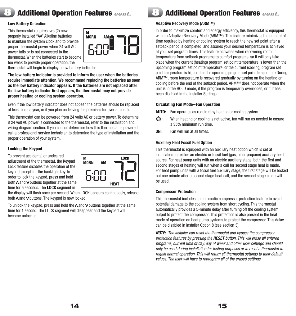 honeywell thermostat wiring diagram th6220d honeywell HVAC Wiring Diagrams HVAC Wiring Diagrams